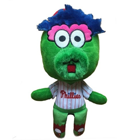 various colors 318b5 48338 MLB Philadelphia Phillies Mascot Baby Bro Plush