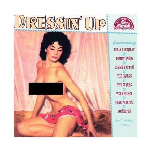 Various - Dressin' Up (CD) - image 1 of 1