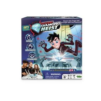 Spy Code Mission: Diamond Heist Game : Target