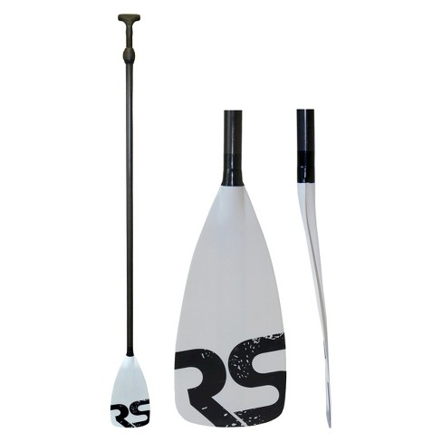 RAVE Sports Tempo™ Carbon Fiber/Fiberglass Stand Up Paddle Board Paddle - Red - image 1 of 1