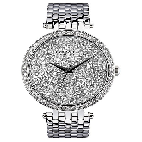 Caravelle New York by Bulova Women's Stainless Steel Bracelet Watch -43L160 - image 1 of 1