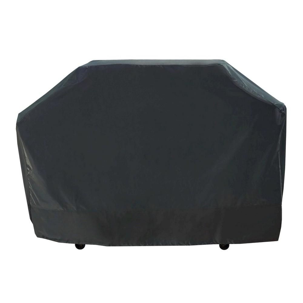 Seasons Sentry 80 Xxl Deep Grill Cover, Black 50452302