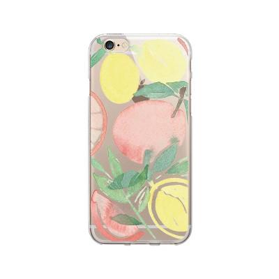 OTM Essentials Apple iPhone SE (2nd gen)/8/7/6s/6 Case Lemon Fresh