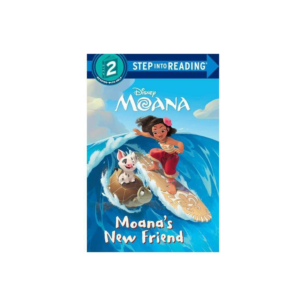 Moana S New Friend Disney Moana Step Into Reading By Jennifer Liberts Paperback