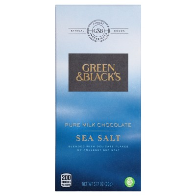 Chocolate Candies: Green & Black's Pure