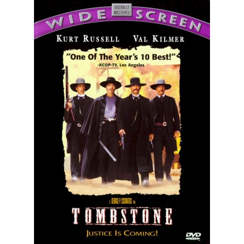 Tombstone (dvd_video) - image 1 of 1