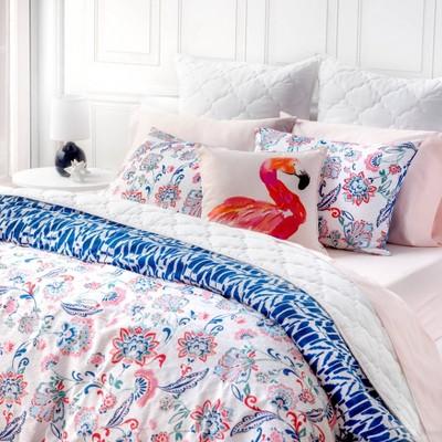Martha Stewart Hampton Floral Comforter Set