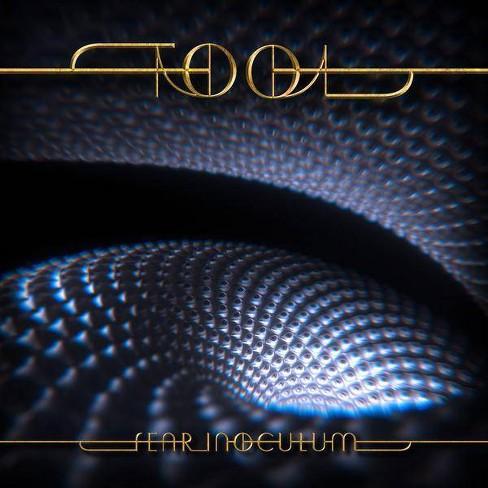 Tool - Fear Inoculum (CD) - image 1 of 1
