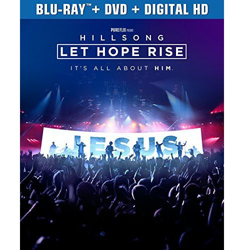 Hillsong:Let Hope Rise (Blu-ray) - image 1 of 1