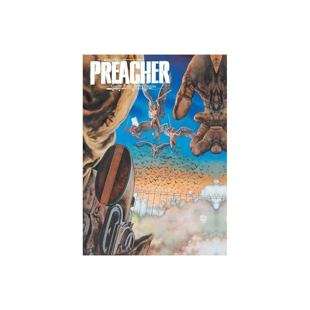 Absolute Preacher Vol. 3 - by Garth Ennis (Hardcover)