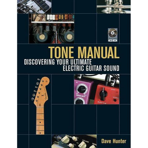 Tone Manual - by  Dave Hunter (Paperback) - image 1 of 1
