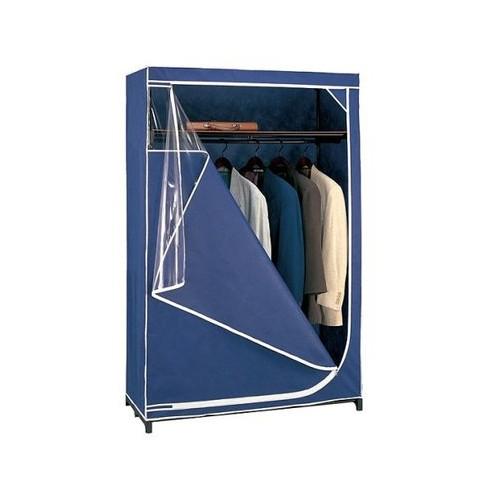 Neu Home Deluxe Portable Wardrobe Storage Blue Target