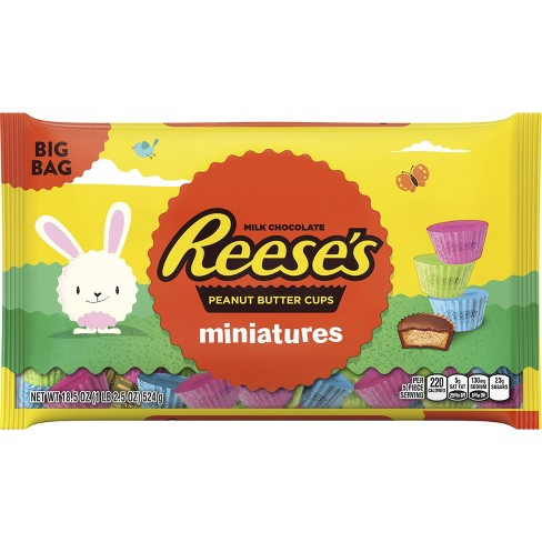 Pastel Reese's Easter Miniatures - 11oz - image 1 of 4