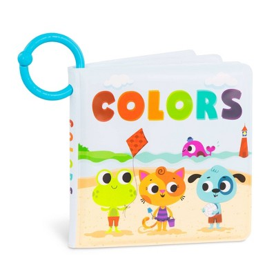 Land of B. Color Bath Book - Tub Time Books