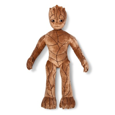 Guardians of the Galaxy® Groot Brown Pillow Buddy (17 x7 )