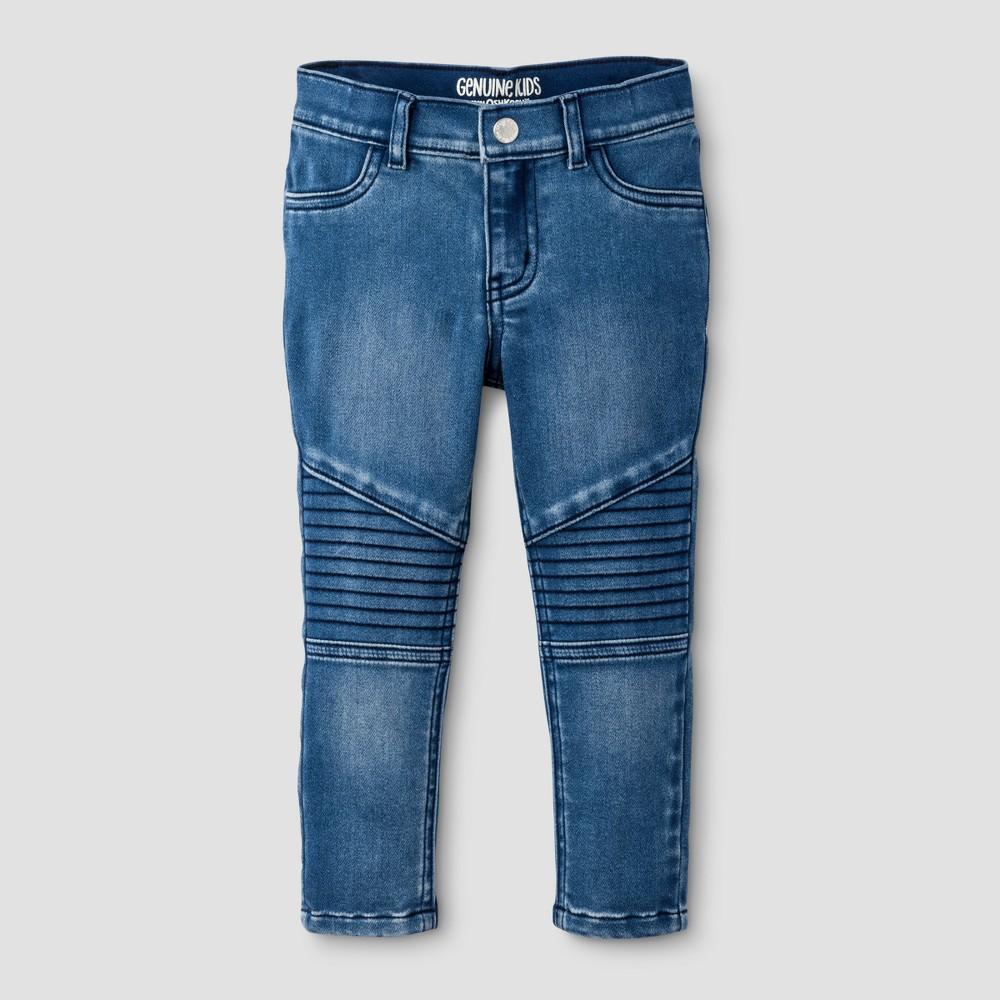 Toddler Girls' Skinny Jeans - Genuine Kids from OshKosh Medium Denim Wash 18M, Blue
