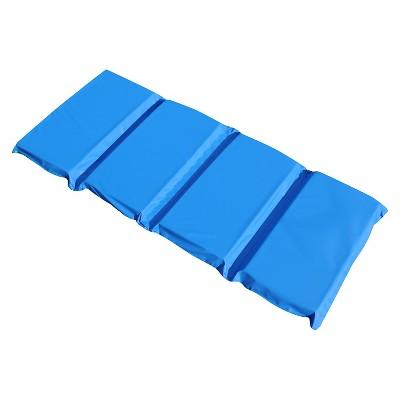KinderMat® Children's Rest Mat - Reversible Blue/Green (2x19x44 )