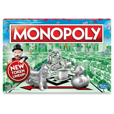 Monopoly Board Game - image 1 of 4