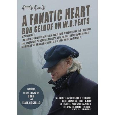 Fanatic Heart: Geldof on Yeats (DVD)(2018)