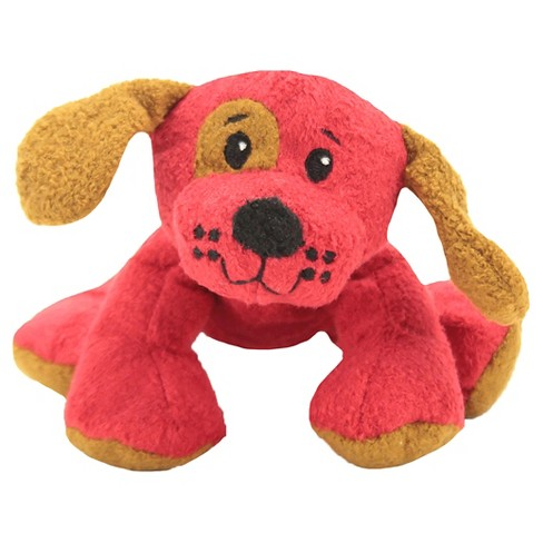 Stompers Plush Dog Toy S Yellow Blue Boots Barkley Target