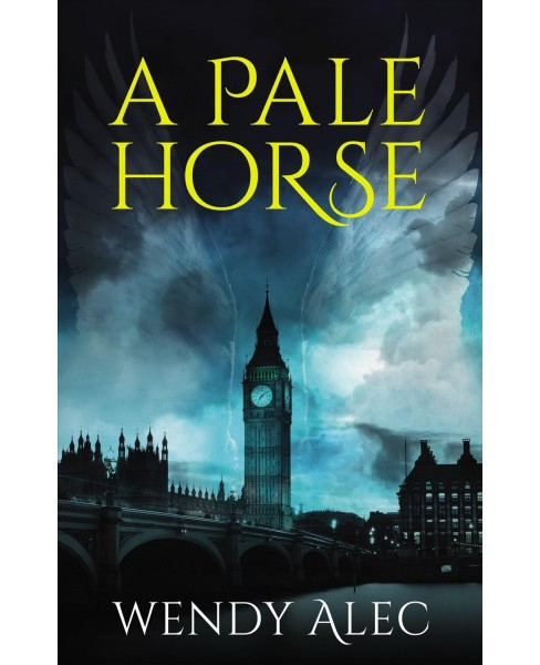 Pale Horse -  (Chronicles of Brothers) by Wendy Alec (Paperback) - image 1 of 1