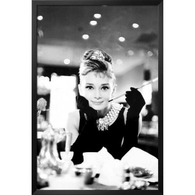 Art.com - Audrey Hepburn Framed Poster I : Target