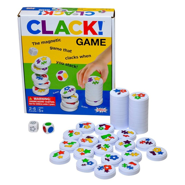Clack Board Game - image 1 of 2