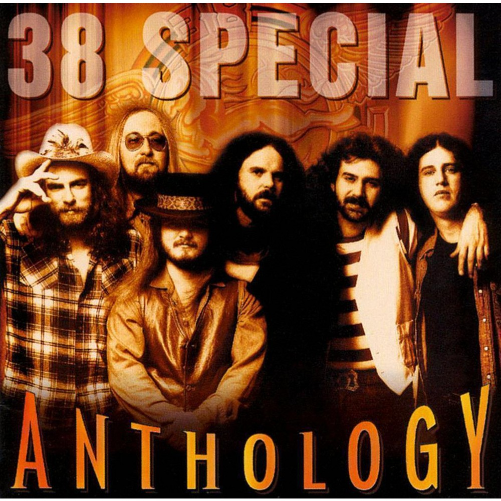.38 Special - Anthology (CD)