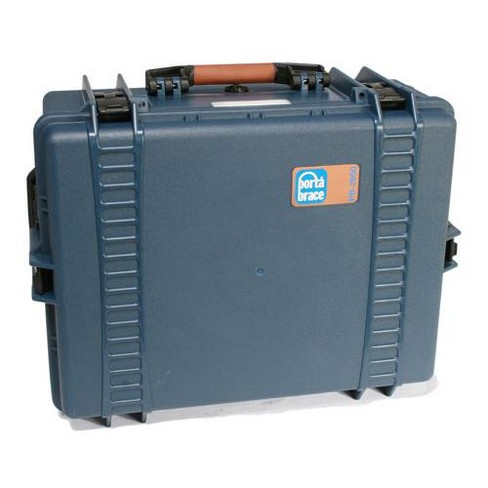 Porta Brace  Safeguard  Waterproof Large Field Production Vault, Camcorder Hard Case with  Diced  Foam & Wheels. - image 1 of 3