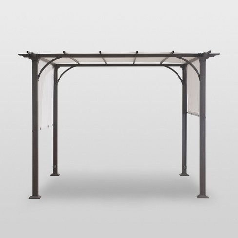 7' Pergola Polyester Replacement Canopy - Off White - Project 62™ - image 1 of 6