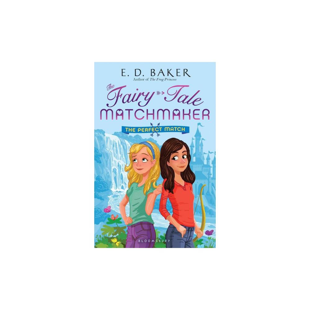 Perfect Match (Reprint) (Paperback) (E. D. Baker)