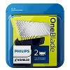 Philips Norelco OneBlade Replacement Blade 2ct - QP220/80 - image 2 of 4
