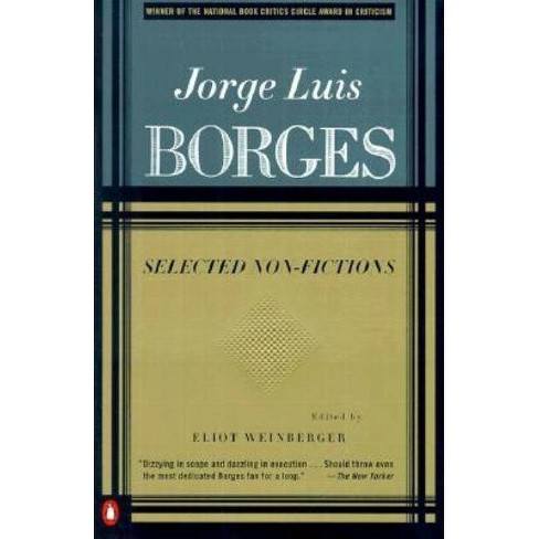 Selected Non-Fictions - by  Jorge Luis Borges (Paperback) - image 1 of 1