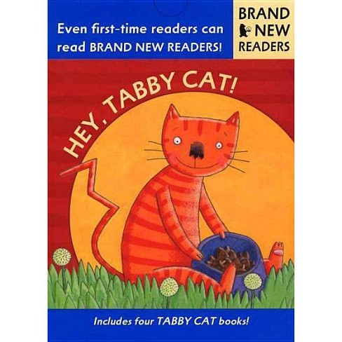 Hey, Tabby Cat! - (Brand New Readers) by  Phyllis Root (Paperback) - image 1 of 1
