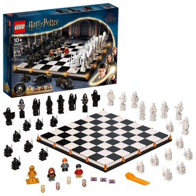 LEGO Harry Potter Hogwarts Wizard's Chess 76392 Building Kit