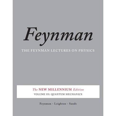 Quantum Mechanics - (Feynman Lectures on Physics (Paperback)) (Paperback) - image 1 of 1
