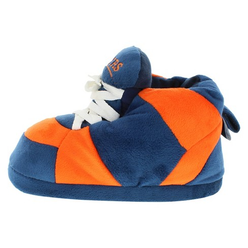 d17232b50cbe8 NCAA Auburn Tigers Adult Comfy Feet Sneaker Slipper   Target