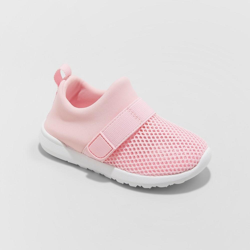 Toddler Girls' Ashanta Water Shoes - Cat & Jack Pink 8