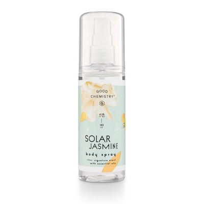 Solar Jasmine by Good Chemistry™ - Women's Body Spray - 4.25 fl oz
