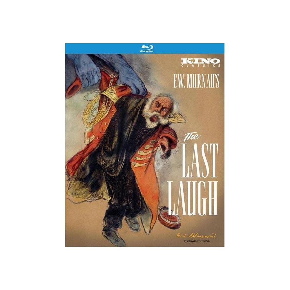 The Last Laugh Blu Ray