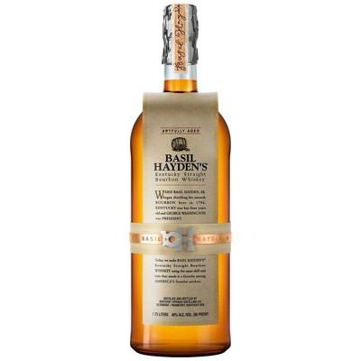 Basil Hayden's Straight Bourbon Whiskey - 1.75L Bottle