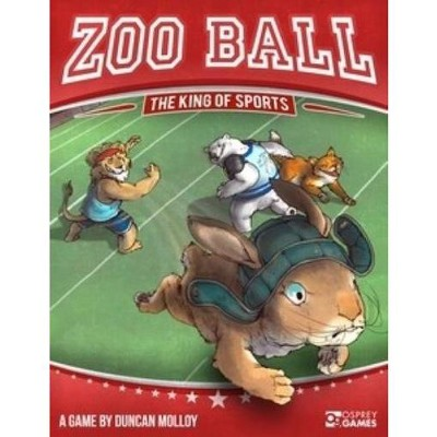 Zoo Ball - The King of Sports Board Game