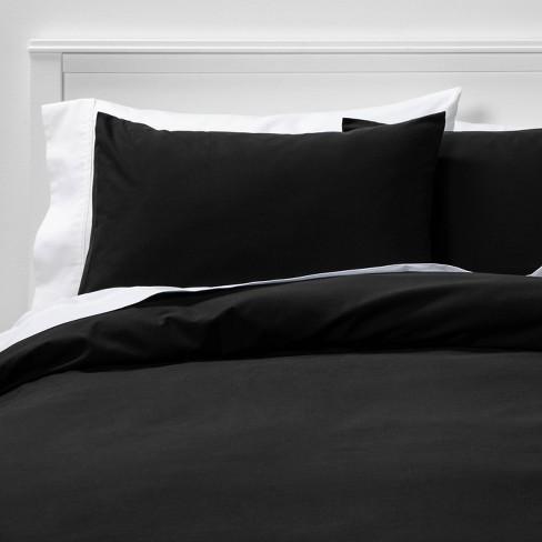 Easy-Care Duvet Cover & Sham Set - Room Essentials™ - image 1 of 3