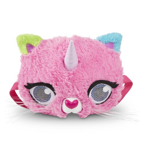 Rainbow Butterfly Unicorn Kitty Vision Mask - image 1 of 3