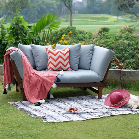 Westlake Convertible Sofa Daybed with Cushion - Cambridge Casual - image 1 of 4
