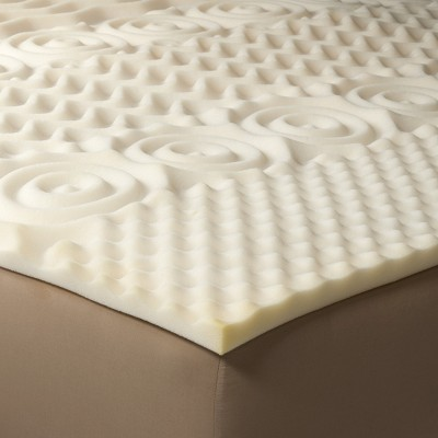 Comfy Foam Mattress Topper (King)- Room Essentials™