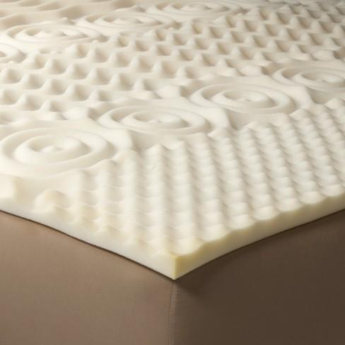 Comfy Foam Mattress Topper Room Essentials Target