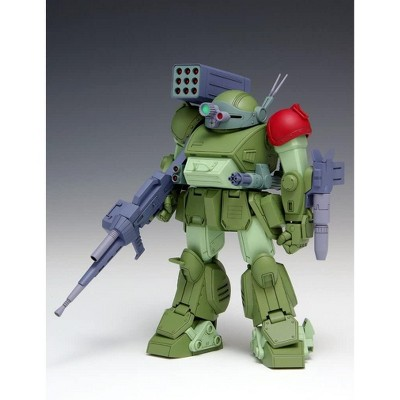 Wave Armored Trooper Scopedog Red Shoulder Custom 1/35 Scale Model Kit