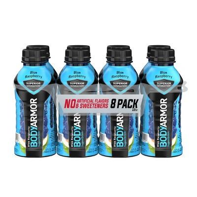 BODYARMOR Blue Raspberry Sports Drink - 8pk/12 fl oz Bottles