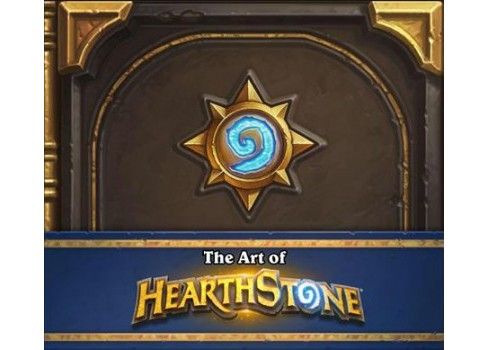 Art of Hearthstone -  by Robert Brooks (Hardcover) - image 1 of 1